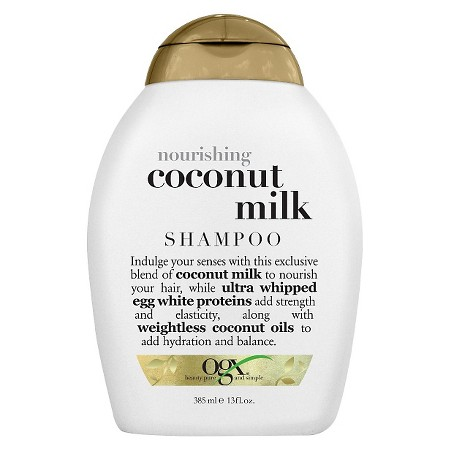 Coconut Shampoo Is Awesome