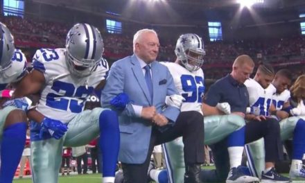 September 25, 2017: The Night The Dallas Cowboys Officially Became America's Team. For A Day.